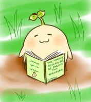Relaxing Time For Mandora by SmilingChipmunkery