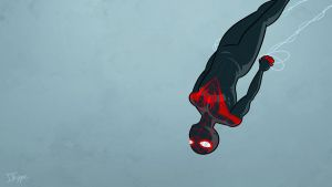 Ultimate Spider-Man by dryponder
