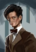 The doctor by geraldwee