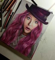 Chloe Grace Moretz Finished by LuisinaJuliete