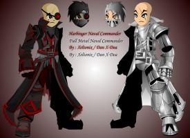 Top Naval Armors by XionicDXelt