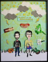 FotC Shadow Box by Groovygirlsuzy17