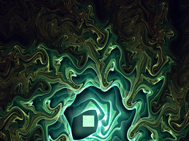 Distortion Square by Fractalviking