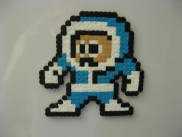 IceMan from MegaMan 1 by ktyure