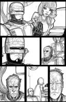 Robocop- Page 1 by Gambear1er