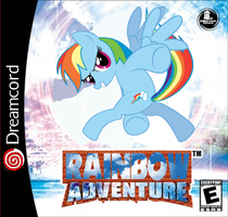 Rainbow Adventure by nickyv917