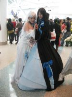 Pandora Hearts Cosplay by mousegirl