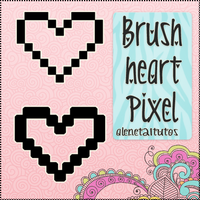 Pixel Brush by alenet21tutos