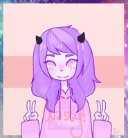 Pastel Monster by Lolibeat