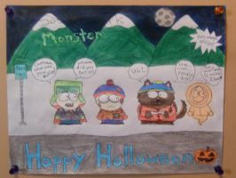 South Park Halloween by KaitlynAnn