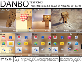 Danbo (Test Theme) by cyogesh56