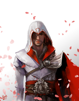 Ezio Auditore by yangngi