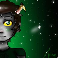 Kanaya Maryam by hdgigi