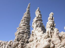 Spires to the Sky by sandcastler