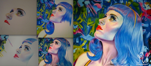 Katy Perry WIP Series by PriscillaW
