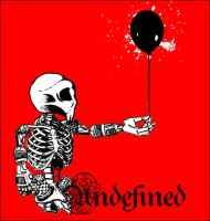 Undefined Death and Balloon by UndefinedDesign