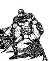Batman by akshaynba