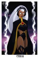 Storm First Appearance by Cahnartist