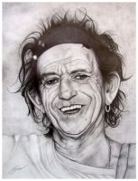 Keith Richards by jimbo101