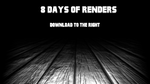 8 Days of Renders by RoboticOmen