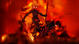 Kingdoms of Fire by Nakan0i
