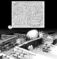 More Maze Action by Inkmo