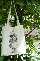 Snufkin Tote Bag by Niiachan