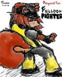 Felldoh Fighter by Tanooki128