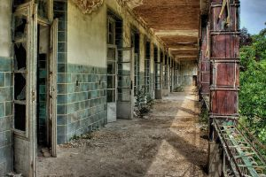 abandoned place II by arite