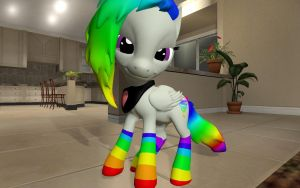 New Look of Rainbow Whirlwind by sarafina10