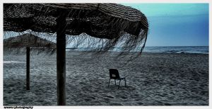 A Chair for a Birthday by Arawn-Photography