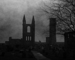 St. Andrews' Cemetery by d1s4st3r