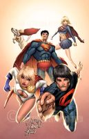 Super Family by TimareeZadel