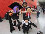 Soul Eater at MCM Expo October 2012 by Dragon-of-Heaven
