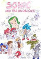 fast sonic odisea scketches by chimchim892