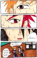 Bleach comic by Akureichi