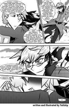 Tame Webcomic - CH9 Page 13 by Tailzkip