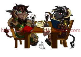 Commission - PeM - Podcast by LadyRosse