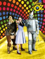 Wizard of Oz by Damagot