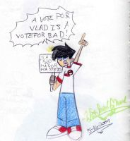 DP-A Vote for Vlad... by WickedGhoul