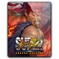 Super Street Fighter IV Arcade Edition by Liaher