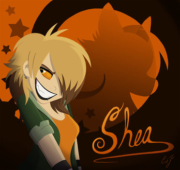 Character Voices - Shea by Minxie777
