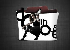 Dollhouse Folder Icon png and ico 512x512 by stavrosvran