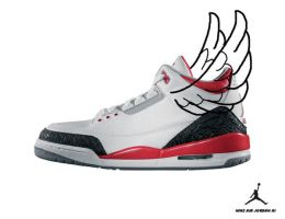 Nike Air Jordan III by KinKiat