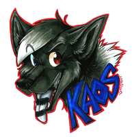 Badge for :KAOS: by GaruryKai