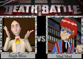 Hugh Bliss vs. Mad Mod by JasonPictures