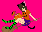 Aryanna's halloween outfit~ by BVBAndyBeirsackLover
