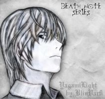 Yagami Light - Death Note by BlinVarfi