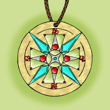 amulet of Enes by Snape-Fan-Forever