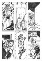 Tough Lady comic Pages 09 by hany-khattab